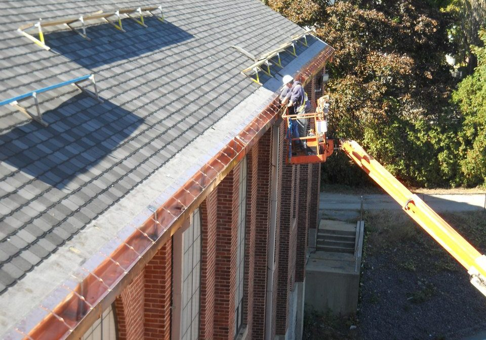 Boston Roofing Services